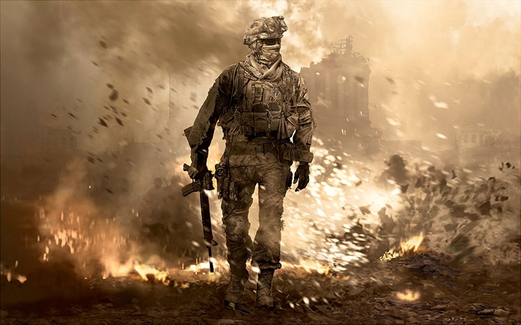 Photo of Переиздание Call of Duty: Modern Warfare 2 мелькнуло на Amazon»
