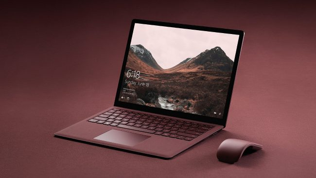 Photo of Microsoft анонсировала ноутбук Surface Laptop под управлением Windows 10 S