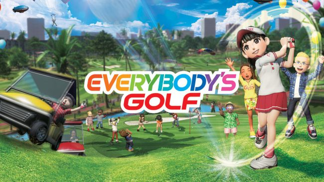 Photo of Обзор игры Everybody's Golf