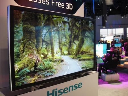 Photo of #CES | Hisense показала революционные 3D-телевизоры