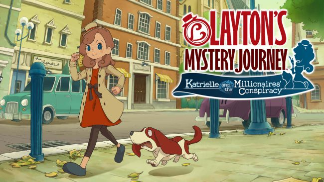 Обзор игры Layton's Mystery Journey: Katrielle and the Millionaire's Conspiracy