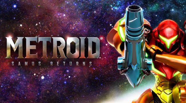 Обзор игры Metroid: Samus Returns