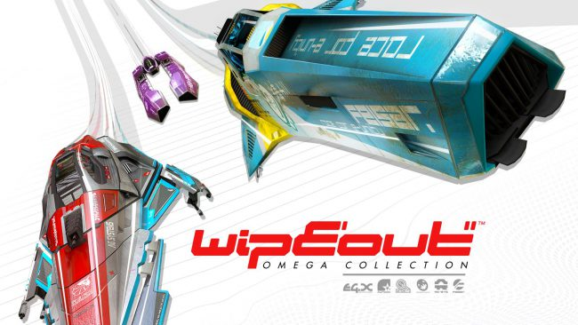 Photo of Обзор игры Wipeout Omega Collection