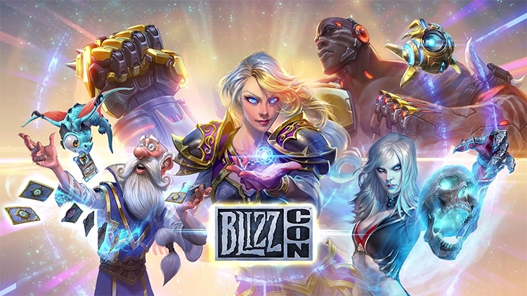 Расписание BlizzCon 2017 и намёк на анонс седьмого дополнения к World of Warcraft»