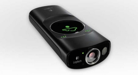 Photo of Logitech представила веб-камеру Broadcaster Wi-Fi Webcam