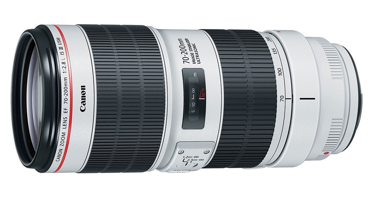 Photo of Canon EF 70-200mm f