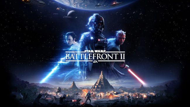 Обзор игры Star Wars: Battlefront II