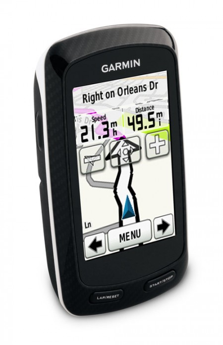 Photo of Garmin Edge 800 — GPS навигатор для байкеров