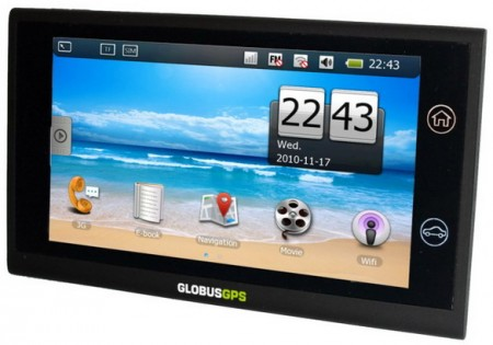 Photo of GlobusGPS GL-900: автонавигатор широкого спектра действия