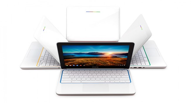 Photo of Google и HP представили Chromebook 11