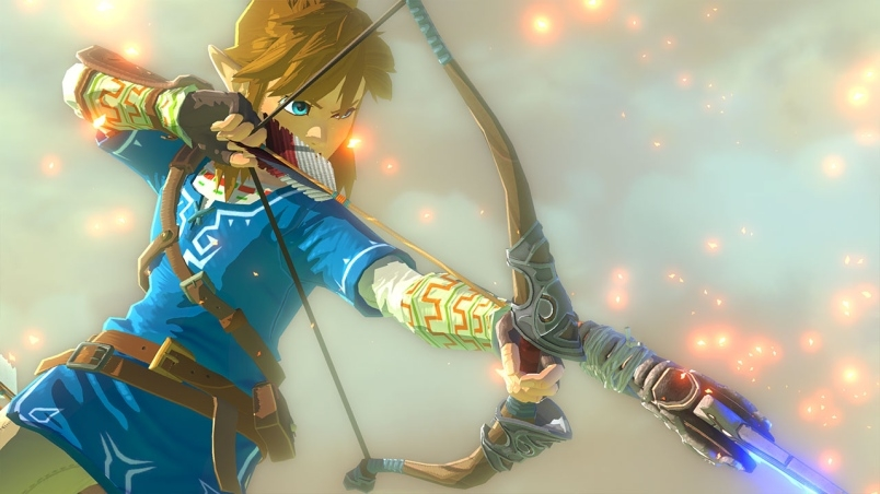 Слухи: Netflix снимет сериал по мотивам The Legend of Zelda»