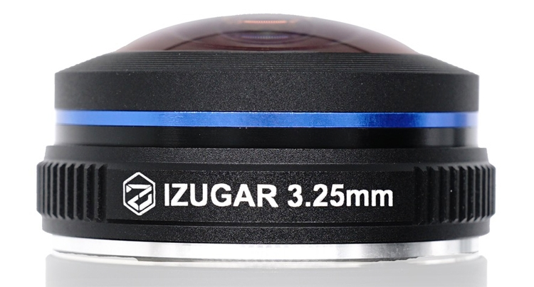 iZugar MKX22: объектив Fisheye для камер стандарта Micro Four Thirds»