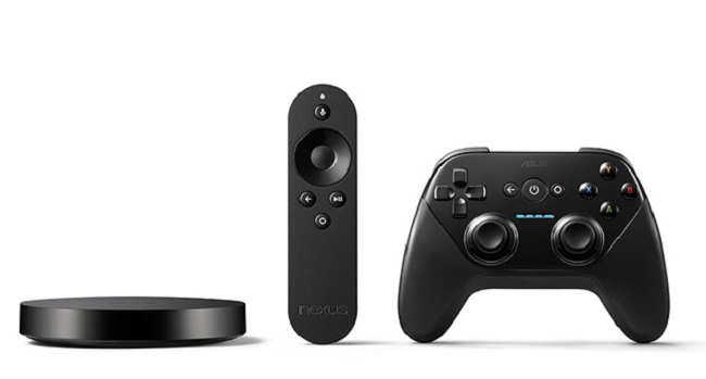 Google представила медиаплеер Nexus Player за 99 долларов