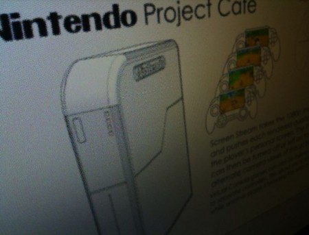 Контроллер Nintendo 'Project Cafe' Wii2 получит камеру?