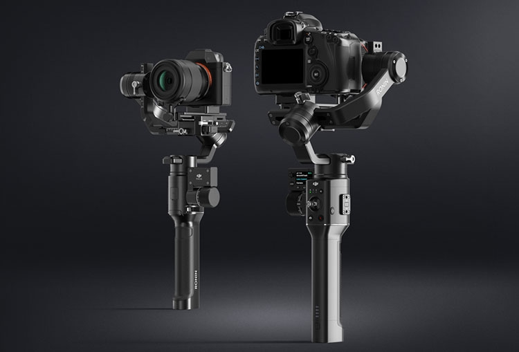 Photo of CES 2018: DJI представила ручной стабилизатор Ronin-S для DSLR-камер»