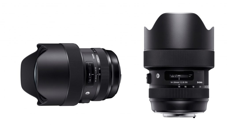 Объектив Sigma 14-24mm F2.8 DG HSM Art обойдётся в $1300″