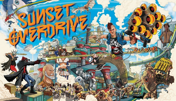 Photo of Insomniac Games хотела бы выпустить шутер Sunset Overdrive на ПК»