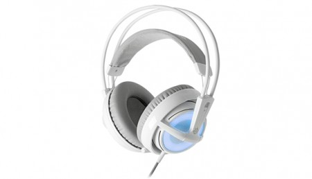 Photo of Гарнитура SteelSeries Siberia V2 Frost Blue уже в продаже