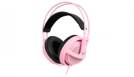 Photo of SteelSeries и The Breast Cancer Research Foundation представляет розовую версию гарнитуры Siberia v2 Pink Edition