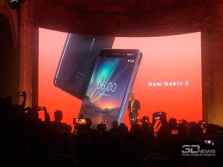 MWC 2018: Nokia 7 Plus и Nokia 8 Sirocco— смартфонная элита от HMD Global»