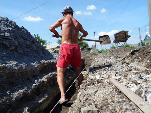 Гараж из кирпича своими руками - строительство кирпичного гаража  + фото