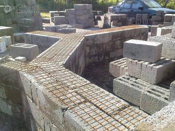 Дом из керамзитоблоков своими руками - дома из керамзитобетонных блоков