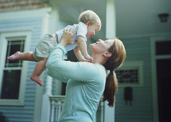 Как матери одиночке получить жилье