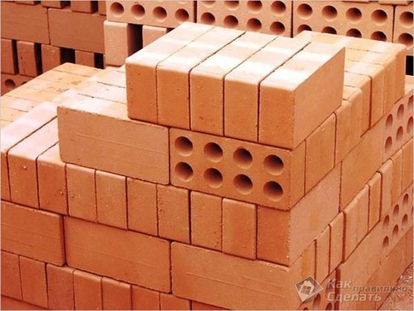 Дом из кирпича своими руками - как построить (фото, чертежи)