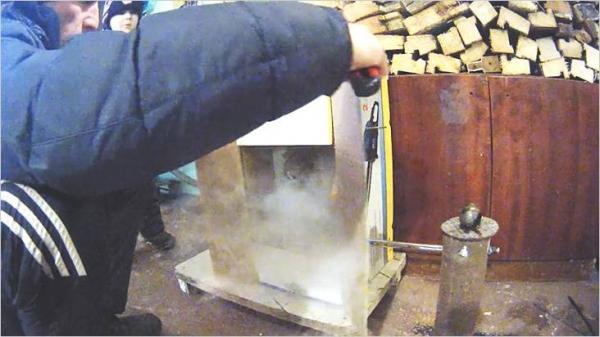 Коптильня холодного копчения своими руками - холодное копчение в домашних условиях