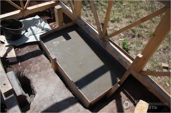 Каменный мангал своими руками - строительство мангала из камня (+фото)