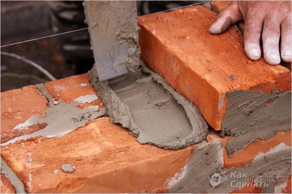 Как правильно разводить цемент без песка - для фундамента