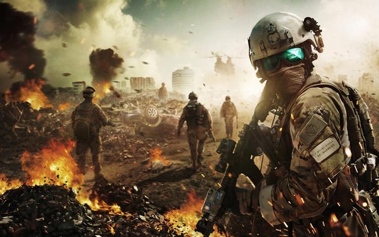 Слухи: в новой Battlefield может появиться режим королевской битвы»