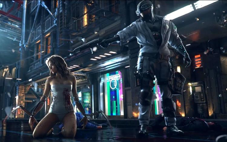 Слухи: в Cyberpunk 2077, возможно, будет вид от первого лица и бег по стенам»