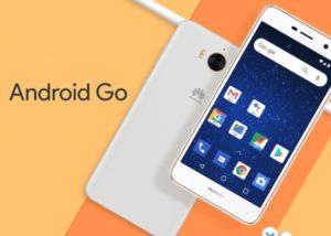 Смартфон Huawei Y5 Lite (2018) станет ещё одним бюджетным гаджетом с Android GO»