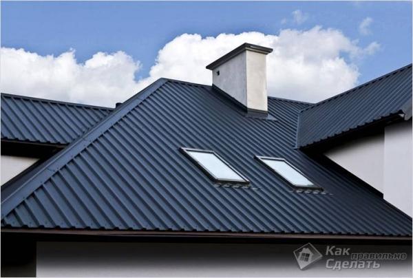 Сколько стоит построить крышу дома - расчет стоимости строительства крыши