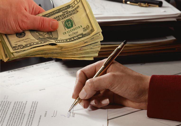 Образец расписки на задаток при покупке квартиры