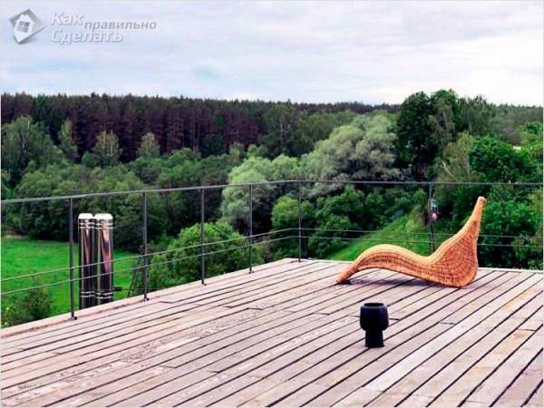 Как пристроить веранду к дому своими руками (+фото)