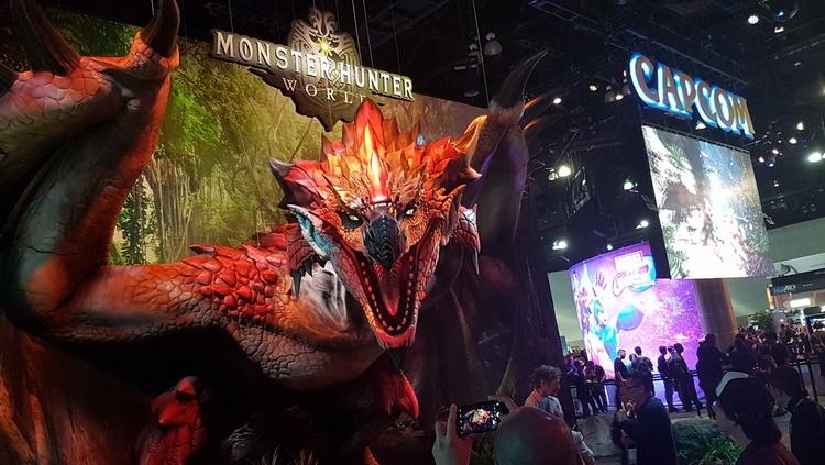 Capcom рассказала о «грандиозном» успехе Monster Hunter: World и пообещала две большие игры»