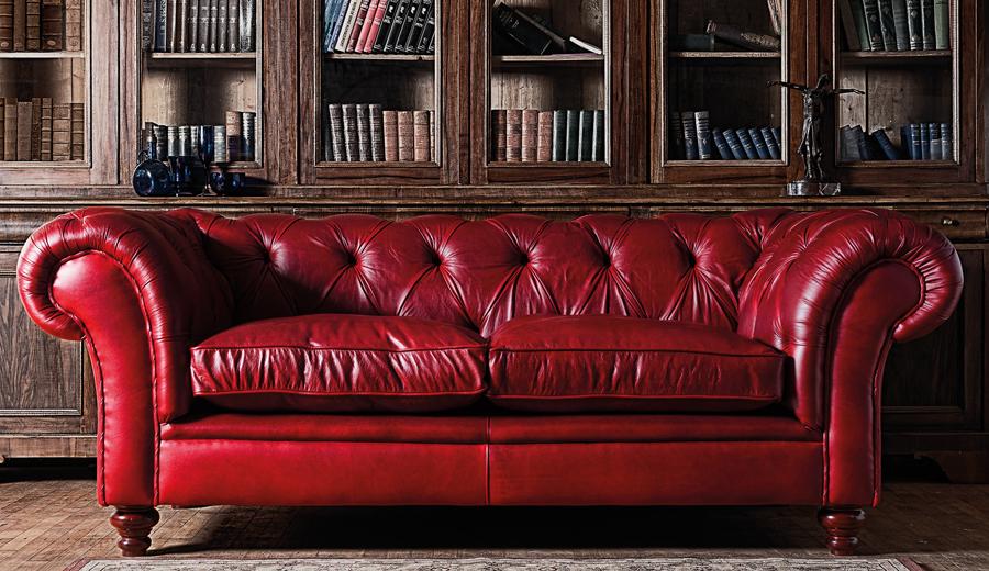 Честерфилд – диван, ставший классикой