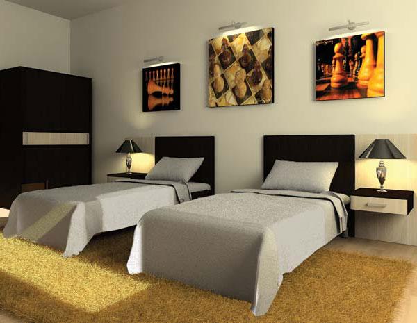 Как выбрать мебели для гостиницы