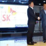 Foxconn кооперируется с SK Group: новые рынки и новые возможности»