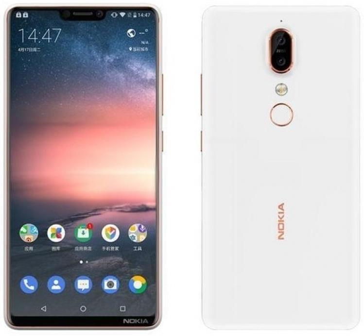 Nokia X6 может стать первым смартфоном HMD Global с вырезом на дисплее»