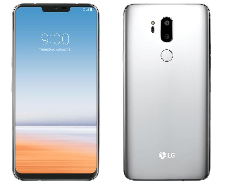 Старт продаж флагманского смартфона LG G7 ожидается в мае»