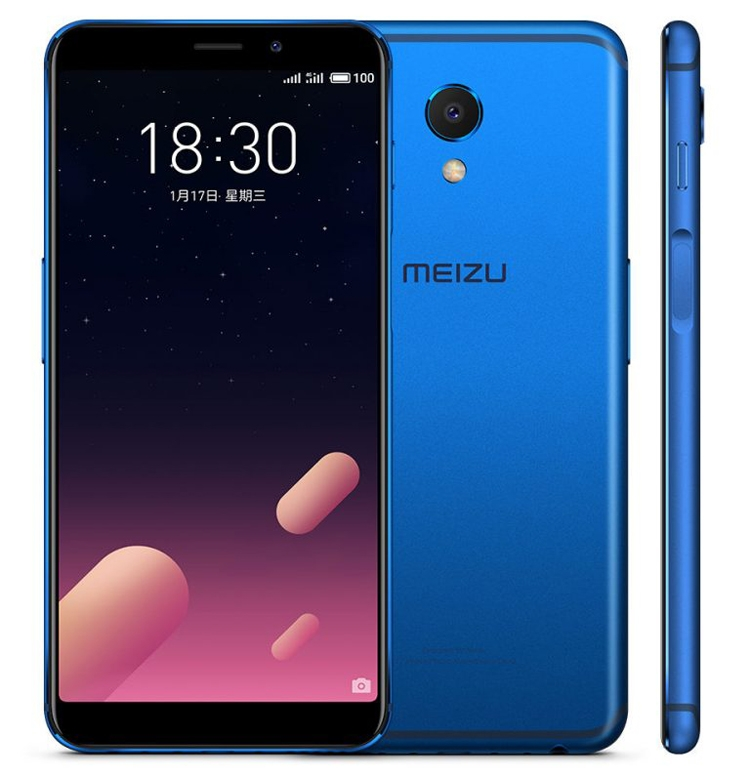 Дебют смартфона Meizu M6s: экран HD+ и процессор Exynos 7872″