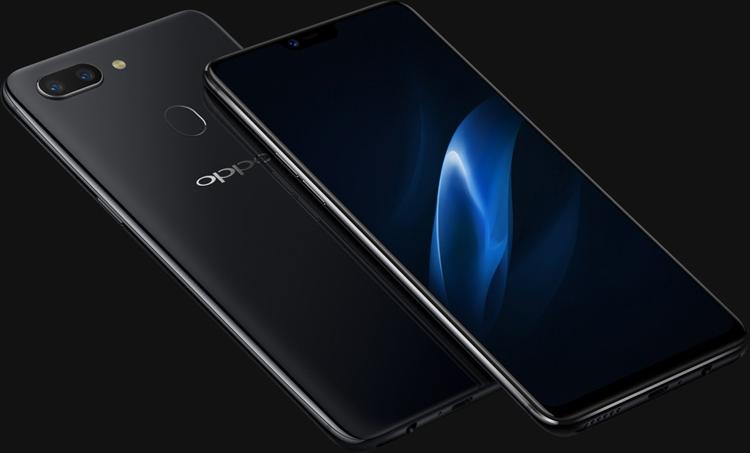 Дебют смартфона Oppo R15: экран Full HD+ и три камеры»