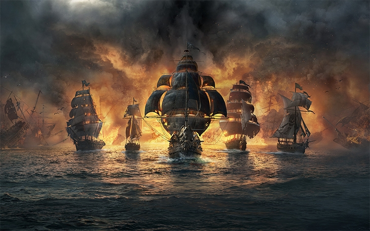 Разработчики Skull and Bones о пиратах, симуляции океана и интуитивном управлении»