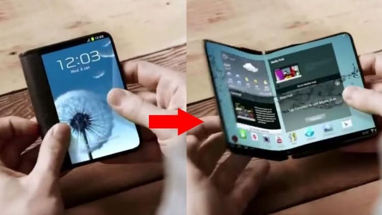 CES 2018: Samsung продемонстрировала гибкие смартфоны на закрытой встрече»