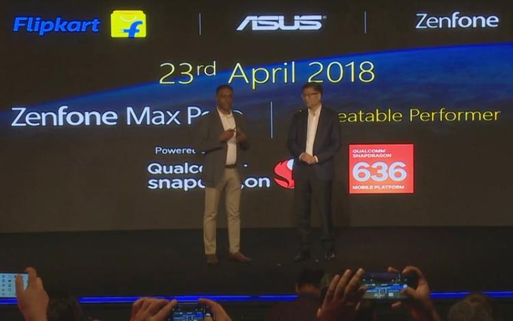 ASUS и Flipkart готовятся к анонсу совместного смартфона Zenfone Max Pro M1″