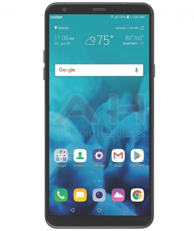 LG готовит к анонсу бюджетный смартфон Stylo 4″
