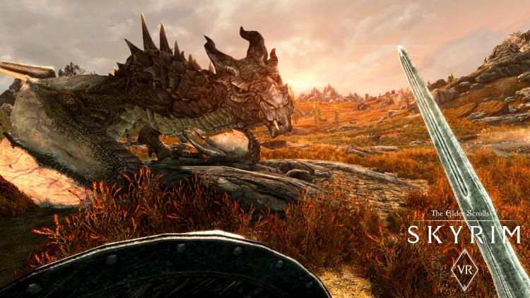 VR-путешествие по миру The Elder Scrolls V: Skyrim начнётся 3 апреля»